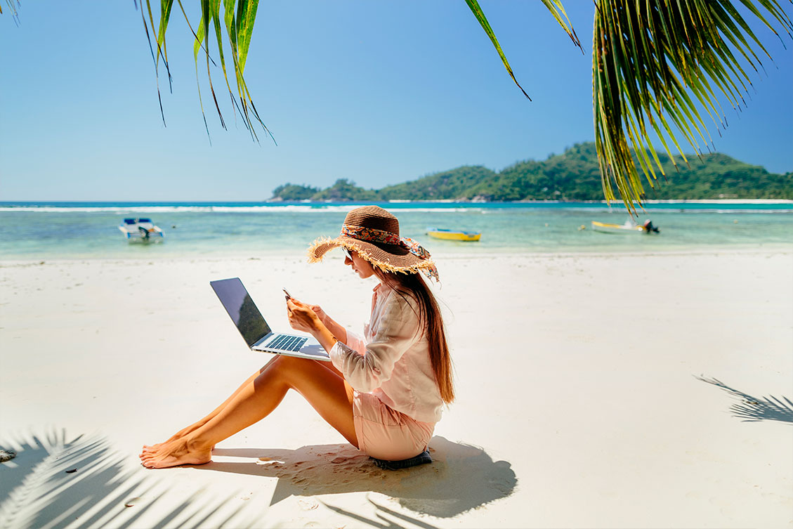 Workation: working and enjoying life, without waiting for the holidays