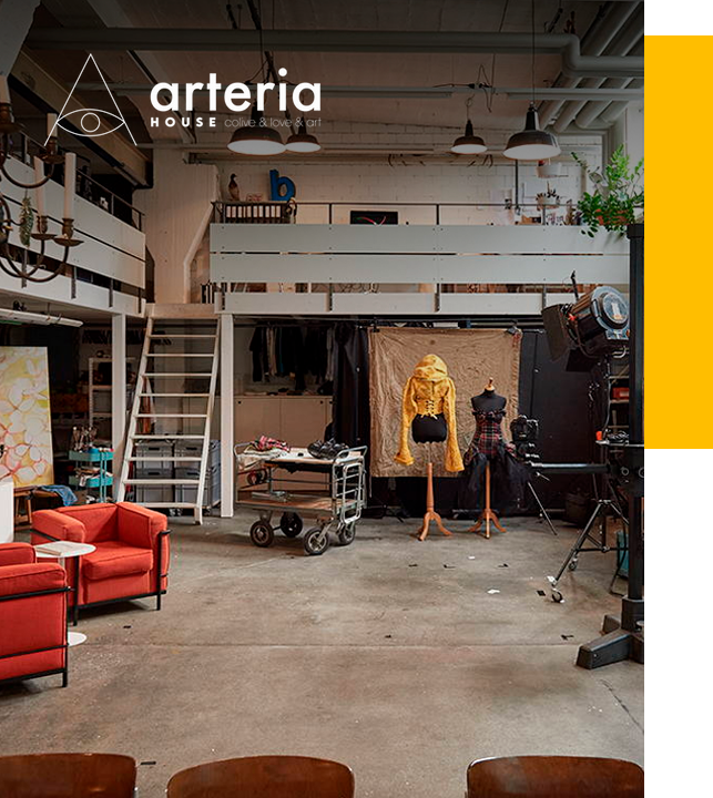Arteria House - ColivINN