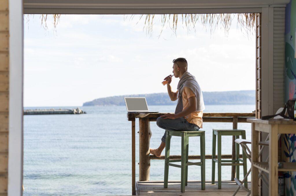 Workation: 5 claves para trabajar desde cualquier parte con flexibilidad